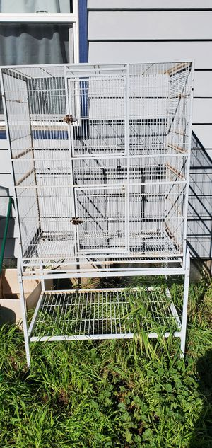 Large white bird cage for Sale in Vancouver, WA