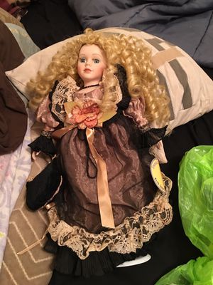 Beautiful doll name Maddie for Sale in Twin Falls, ID