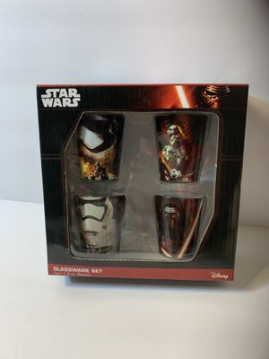 Star Wars Shot Glasses for Sale in St. Peters, MO
