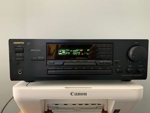 ONKYO STEREO RECEIVER for Sale in Cherry Hill, NJ
