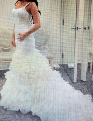 Vera Wang Wedding Dress**New**Originally $1500 for Sale in Las Vegas, NV