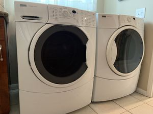 Kenmore front loader washer & dryer for Sale in Azusa, CA