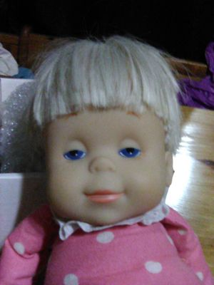 Drowsy doll by Mattel. Works talks great for Sale in Buena Park, CA