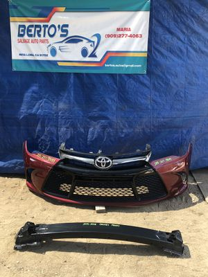 2015-2017 Toyota Camry SE Bumper Grilles and Reinforcement for Sale in Jurupa Valley, CA