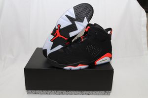 Jordan 6 Infrareds size 9.5 for Sale in Alexandria, VA