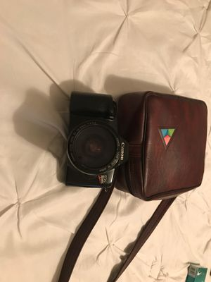 Canon 35-80mm Eos Rebel Camera for Sale in Houston, TX