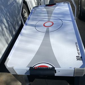 "60"" Air Powered Hockey Table with Overhead LED Electronic Scorer for Sale in Chula Vista, CA"