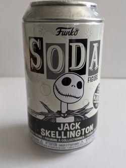 Jack Skellington Soda Funko for Sale in Hacienda Heights,  CA