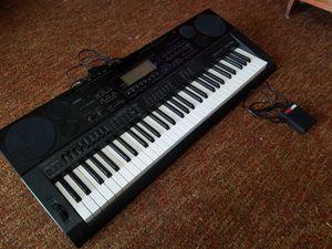 CASIO CTK-7000 61-Key Portable Keyboard for Sale in Duvall, WA