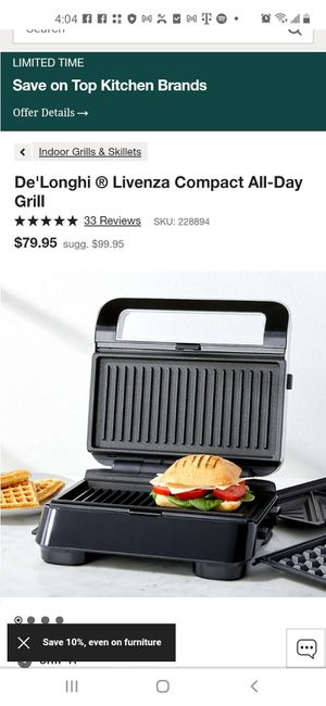 Grill for Sale in Plainfield, IL