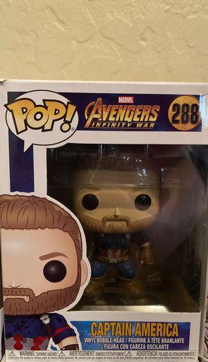 Infinity War Captain America Funko POP for Sale in Phoenix, AZ