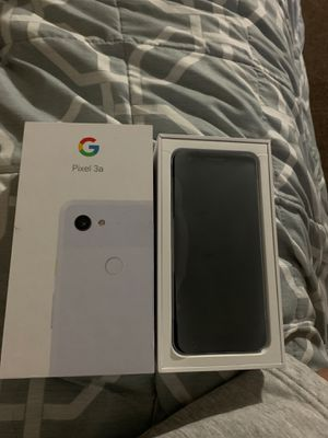 I have a brand new Pixel 3A for Sale in Daly City, CA