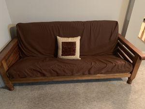Futon sofa bed for Sale in Schwenksville, PA