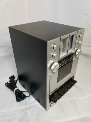 FOR PARTS AND OR MAINTENANCE ONLY Audiologic By Randix TCD-25 DOLBY SYSTEM Stereo Cassette Deck Recorder Retro Vintage VU NR Bias TEAC TAIWAN for Sale in El Cajon, CA