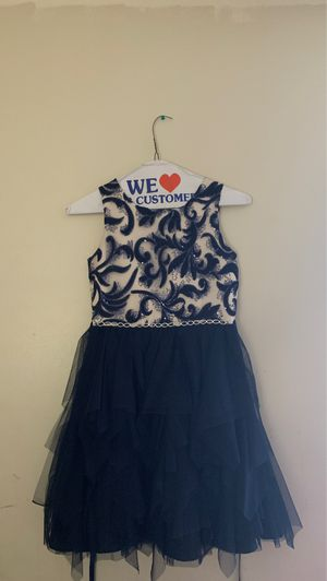Rare edition blue dress for Sale in Alexandria, VA