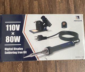 Soldering Iron Kit Solder Gun for Sale in Hollywood, FL