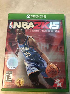 NBA2K15 for Sale in Delray Beach, FL