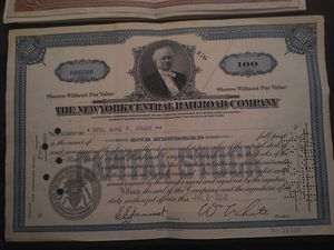 1954 Stock Bond for Sale in Richmond, KY