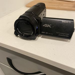 Sony 4K Ultra HD Handycam Camcorder for Sale in Columbus, OH