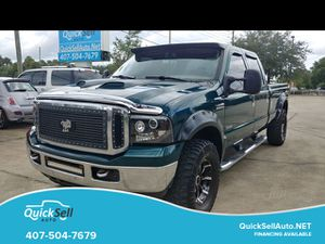 2006 Ford F250 Super Duty Crew Cab for Sale in Apopka, FL