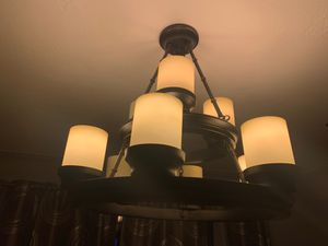 Chandelier light for Sale in Middleburg Heights, OH