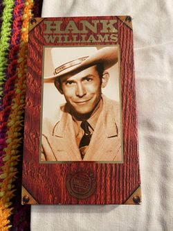 HANK WILLIAM CD for Sale in Tulare,  CA