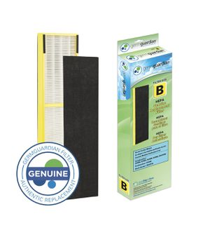 Germ Guardian FLT4825 True HEPA GENUINE Air Purifier Replacement Filter B for GermGuardian AC4300BPTCA, AC4900CA, AC4825, AC4825DLX, AC4850PT, CDAP45 for Sale in Garland, TX