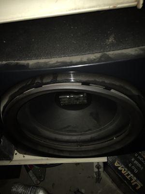 """12"""" Polk audio DXI for Sale in Selma, CA"""