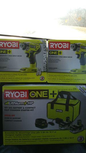 Ryobi power tool for Sale in Washington, DC
