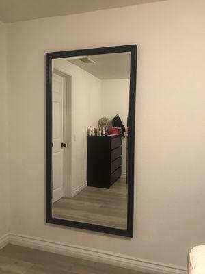 "XL Body Mirror 63"" x 33"" for Sale in Riverside, CA"
