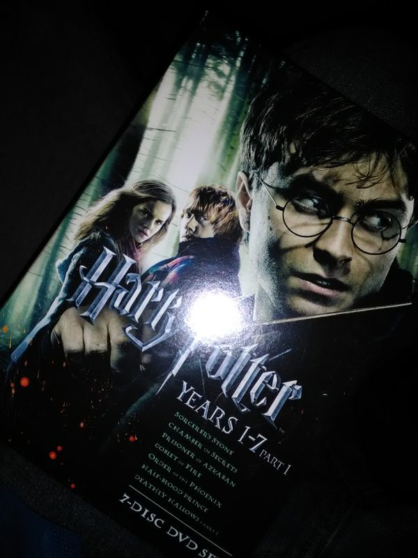 Harry potter full movie collection $30