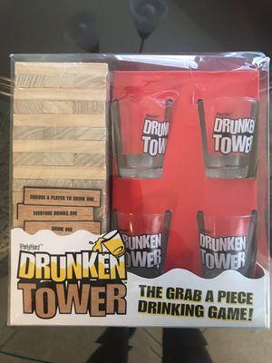 Drunken Tower Game for Sale in Wetumpka, AL