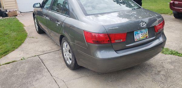 Hyundai sonata 2010 or trade
