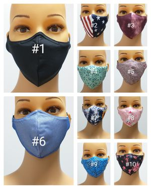 Adult Fabric Face Masks -3 Masks & 3 Filters $10 for Sale in Westminster, CA