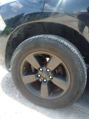 Ram 1500 wheelset for Sale in IND CRK VLG, FL