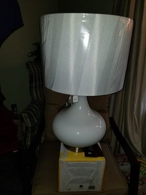 set of lamps for Sale in Hamlin, WV