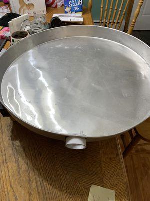 "25"" Aluminum hot water drain pan for Sale in Wilmington, MA"