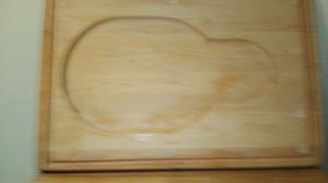 SOLID WOOD/ CUTTING BOARD for Sale in Gresham, OR