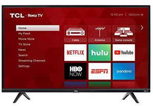 49 in tcl roku smart tv for Sale in Duncannon, PA