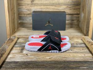 NEW Nike Air Jordan Jumpman Retro IV Slides for Sale in Leander, TX