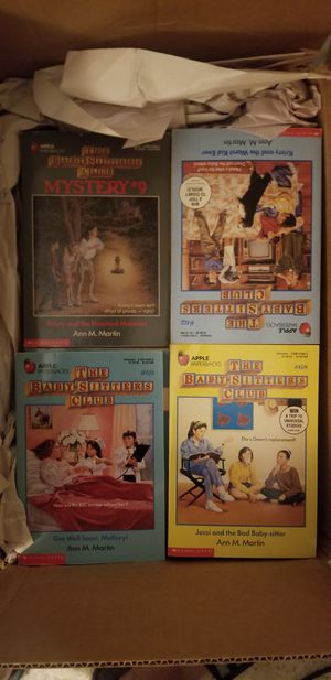 Complete series of the baby sitters club for Sale in Gurnee, IL