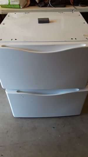 Washer/dryer stands for Sale in Bakersfield, CA