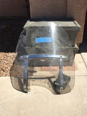 Motorcycle windshield for Sale in Phoenix, AZ