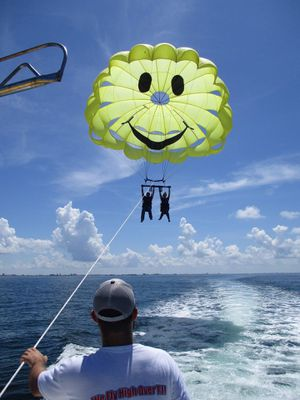 Parasailing Now Open for Sale in St. Pete Beach, FL