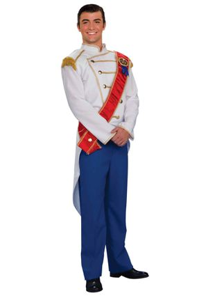 Men's Adult Halloween PRINCE CHARMING costume SMALL, LIKE NEW for Sale in Coral Gables, FL
