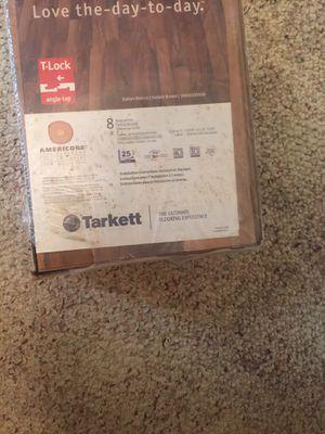 Tarket laminate flooring for Sale in Peoria, IL