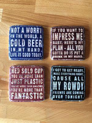 Coasters for Sale in Boston, MA