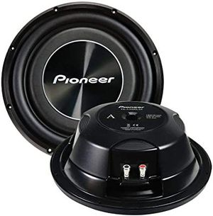 Subwoofer Sonido Carro Audio Música Pioneer TS-A3000LS4 for Sale in Miami, FL