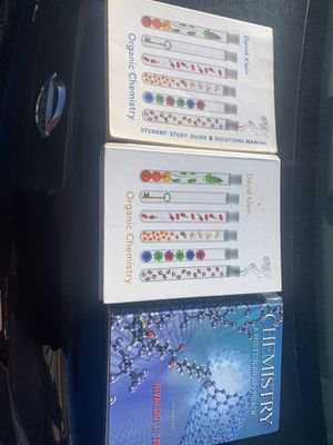 Chemistry Texbook set. for Sale in Gurnee, IL