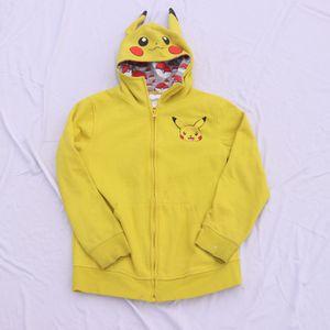 Yellow Pikachu Pokémon Zipup Hoodie for Sale in Mesa, AZ